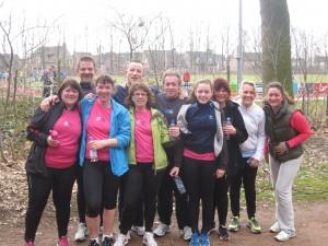 Onze Runners!