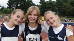 Drie toppers
